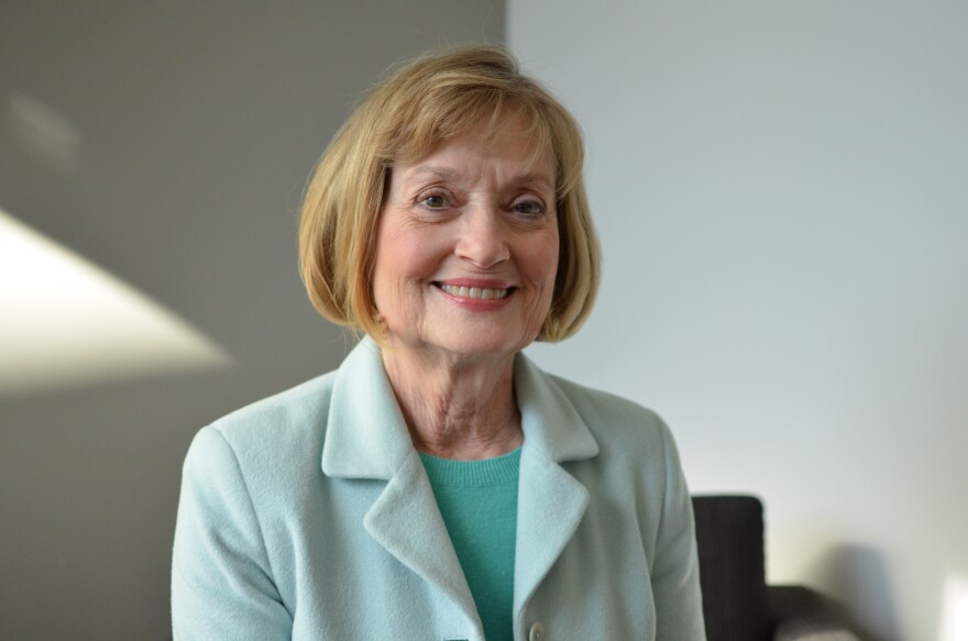 Betsey Bruce is retiring after a 46 year career in journalism, reporting at several outlets in St. Louis.
