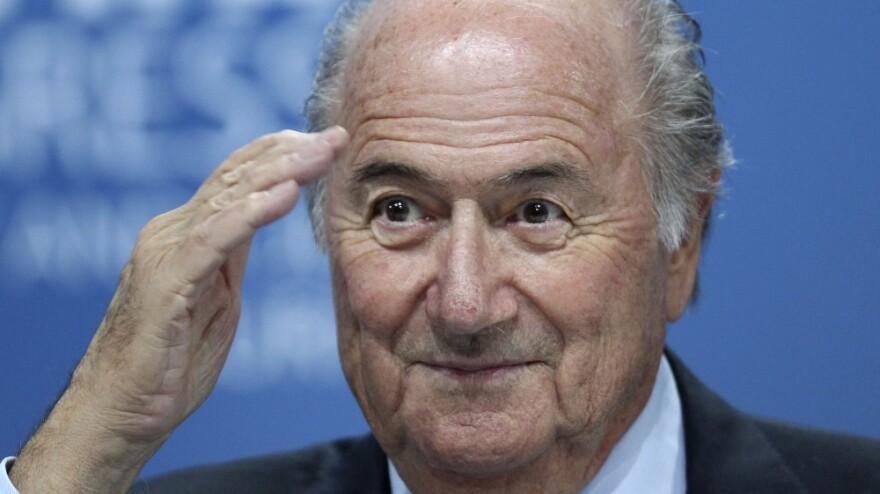 Stung by ongoing criticism of the system to choose World Cup hosts, Blatter offered a series of reforms to make world football's governing body more transparent.