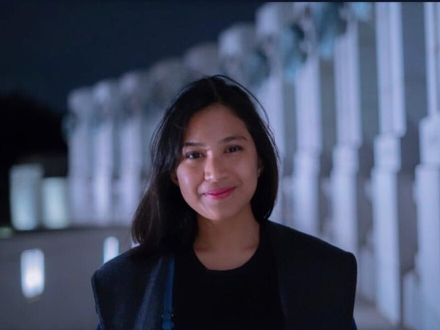 Journalist Nabila Ganinda worked for Voice of America's Indonesian-language service for two years before the Trump administration rejected her visa extension. She is now back in Indonesia.