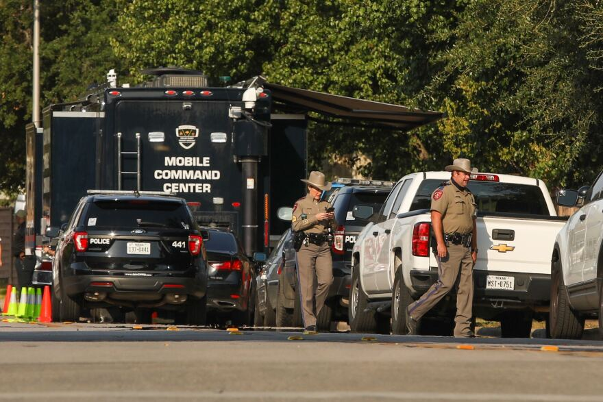 The Central Texas Regional SWAT Team conducted negotiations with the suspect.