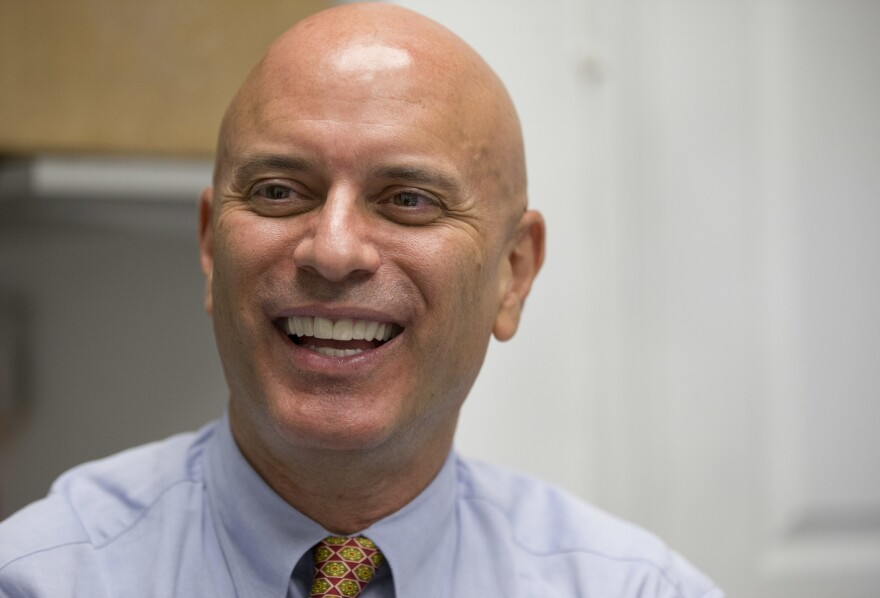 Democratic House candidate Tim Canova, a former adviser to Bernie Sanders, is challenging Democratic National Committee Chairwoman Debbie Wasserman Schultz.