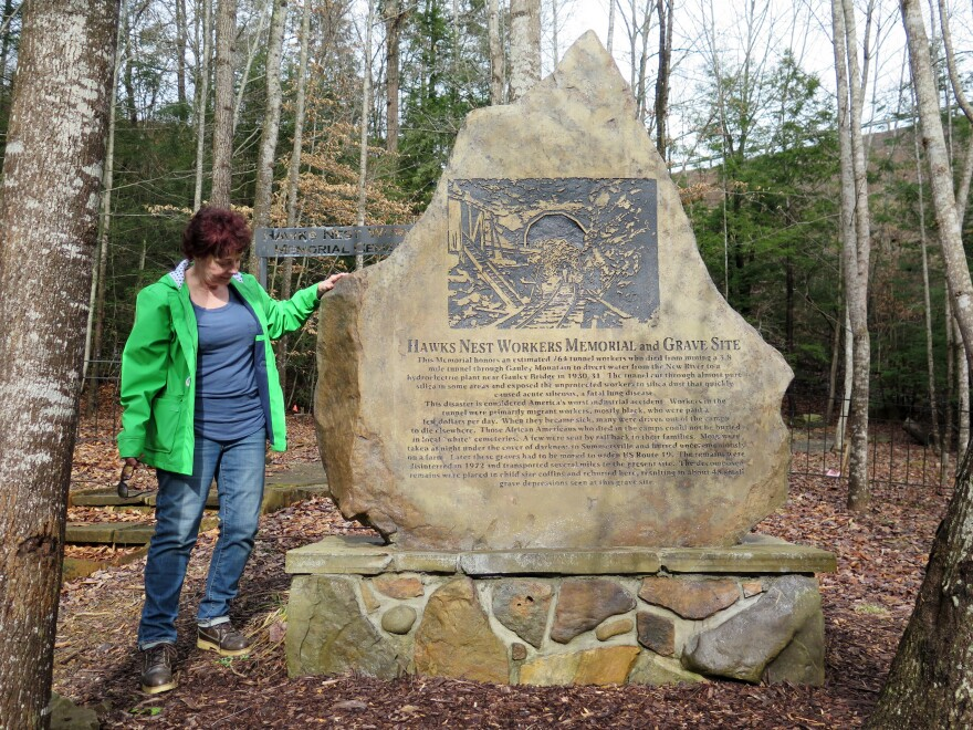 Charlotte Yeager, a local newspaper publisher, is the caretaker of the Whippoorwill Cemetery.