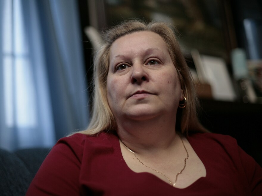 Cynthia Murray's hours at Walmart had already been cut, and she was worried about her health in the pandemic. After a customer shouted at her, she decided to go on unpaid leave.
