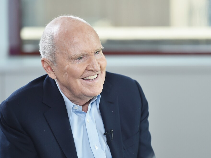 Jack Welch served as General Electric's chief executive from 1981 to 2001. During his reign, the company's market value skyrocketed to $410 billion from $12 billion.