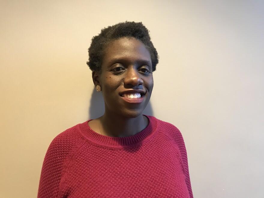 Yasmira Emofor, a St. Louis resident.