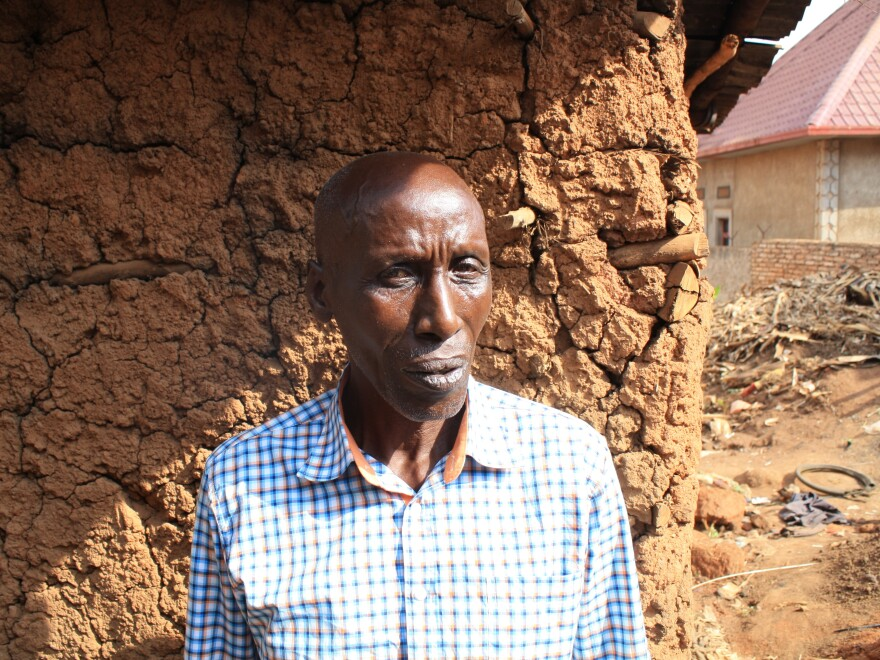 Innocent Gasinzigwa lost his wife and seven children in the 1994 Rwandan genocide. He believes God allowed him to live so that he could lay the bodies of genocide victims to rest.