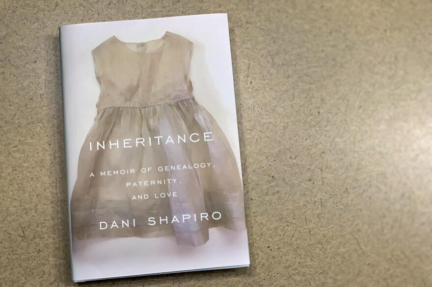 """""""Inheritance,"""" by Dani Shapiro. (Alex Schroeder/On Point)"""