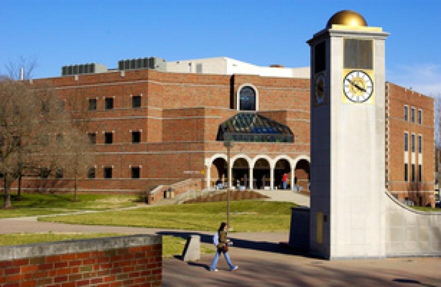 WVSU campus in Institute, W.Va.
