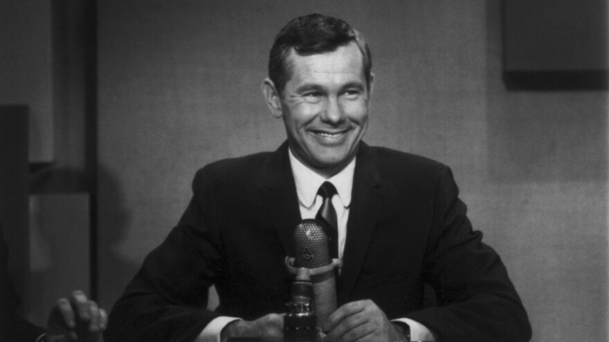 Johnny Carson hosted <em>The Tonight Show</em> for 30 years. During that time, he received six Emmy Awards, a Peabody Award and the Presidential Medal of Freedom. He died in 2005.