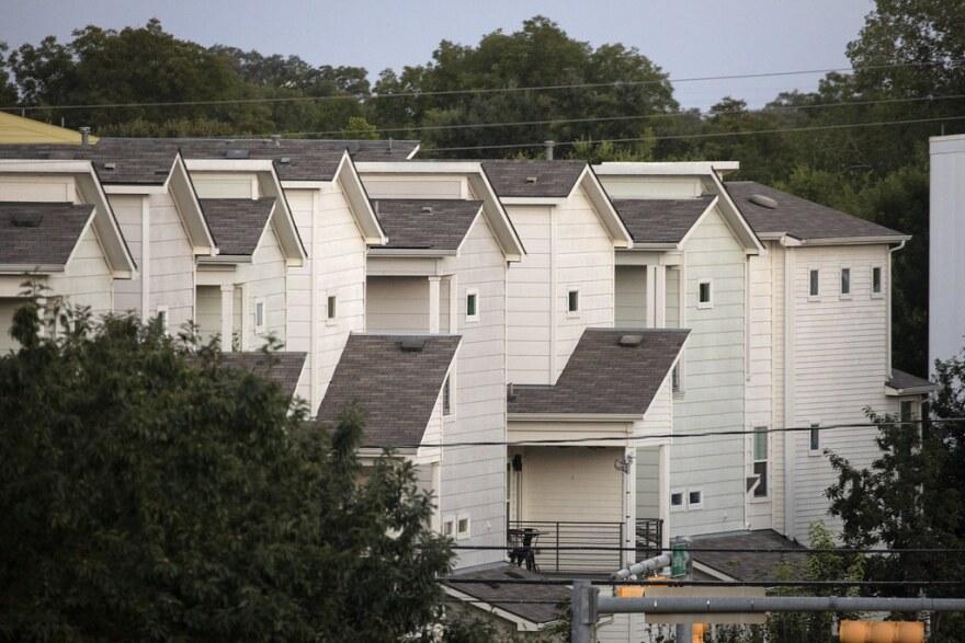 Housing in East Austin