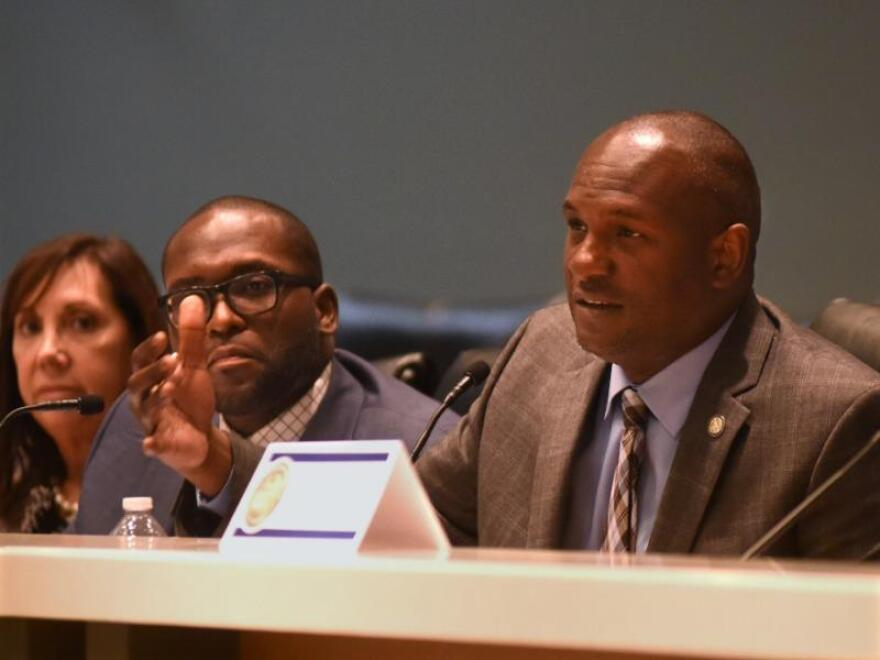 House Minority Co-leader Bobby DuBose, D-Fort Lauderdale.
