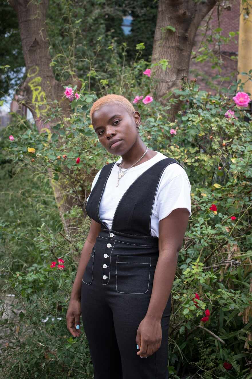 """Tamko is not interested in being the so-called """"Cameroonian girl in indie rock."""" The question was never whether she was welcome in rock or any popular music genre, for that matter. """"I'm African,"""" Tamko says. """"Most of your music will date back to that place."""""""