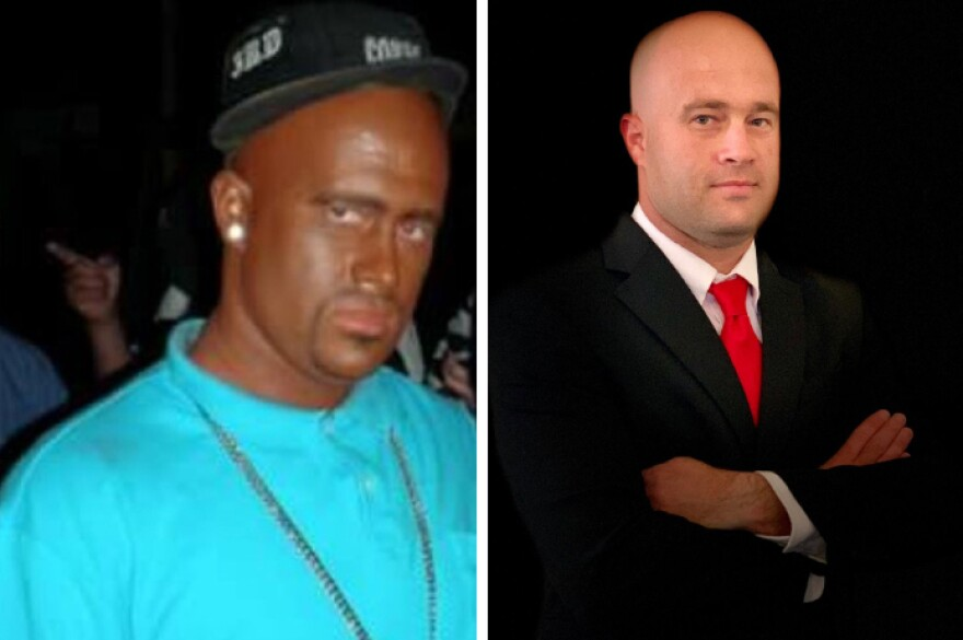 """Craig Stivender, a Republican candidate for Colleton County sheriff in South Carolina, released a photo of himself in blackface in a recent campaign video. He says he was dressed as Demetrius """"Big Meech"""" Flenory, who was sentenced to 30 years in prison for his role in the Black Mafia family. """"[If] I'm going to run on honesty and integrity, I'm willing to put out things bad about me,"""" he said."""