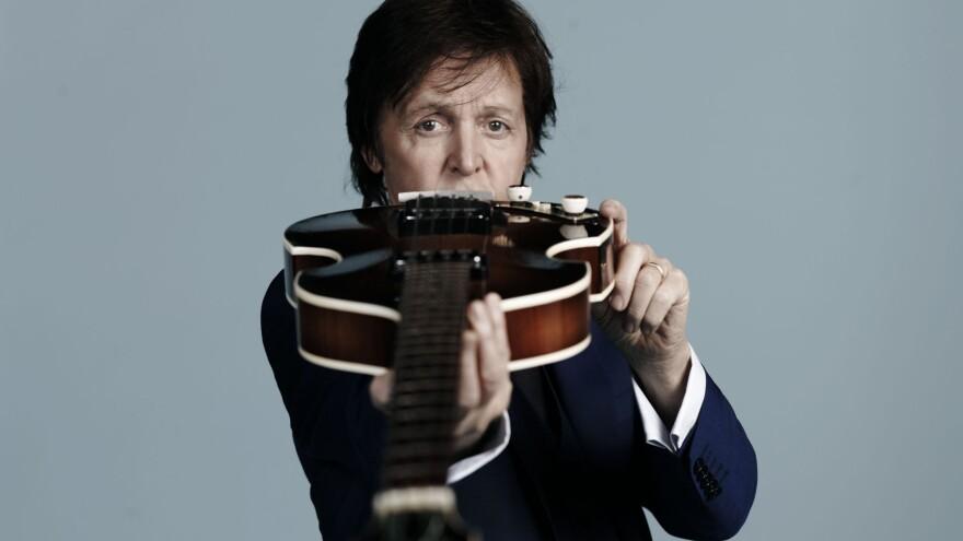 Paul McCartney's latest album, <em>New</em>, is out now.