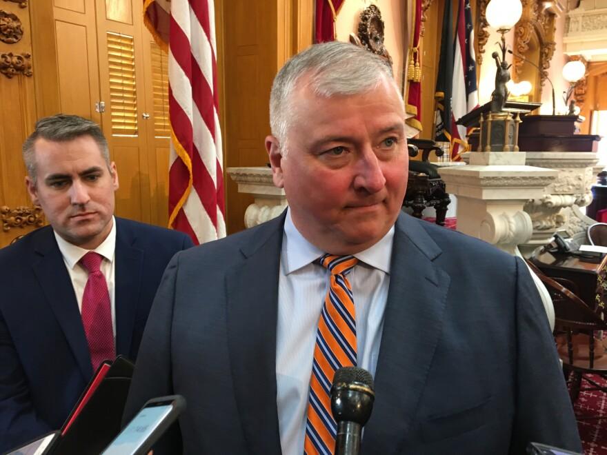 Republican Leader Larry Householder