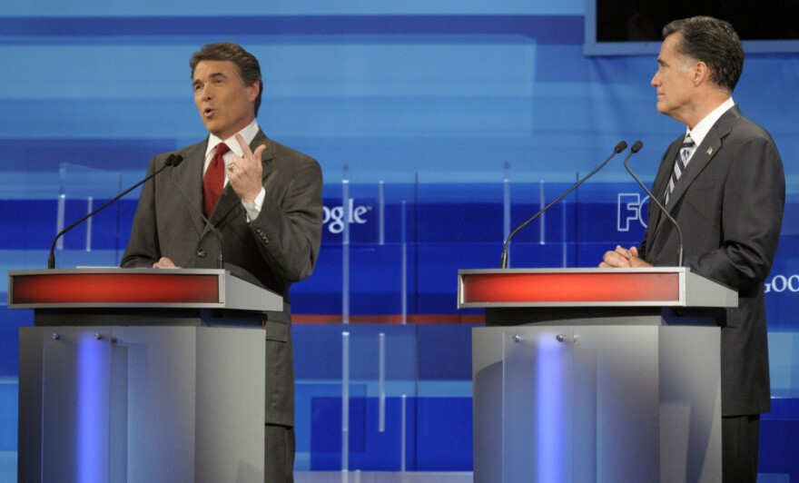 <p>Texas Gov. Rick Perry can't afford more fumbles like his performance at the Orlando debate which helped Mitt Romney regain frontrunner status.</p>