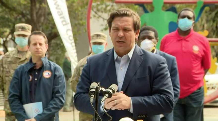 Govenor Ron DeSantis