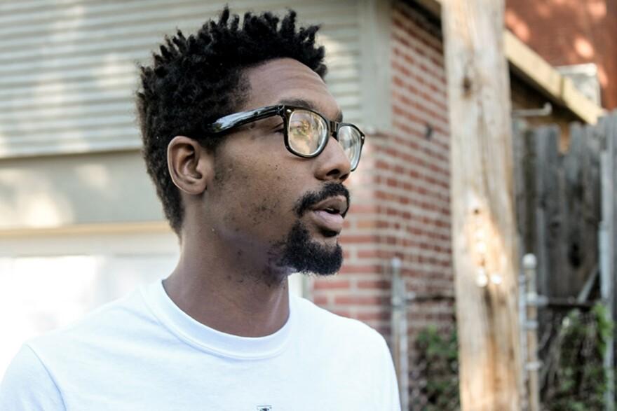 Musician, curator, and artist Damon Davis