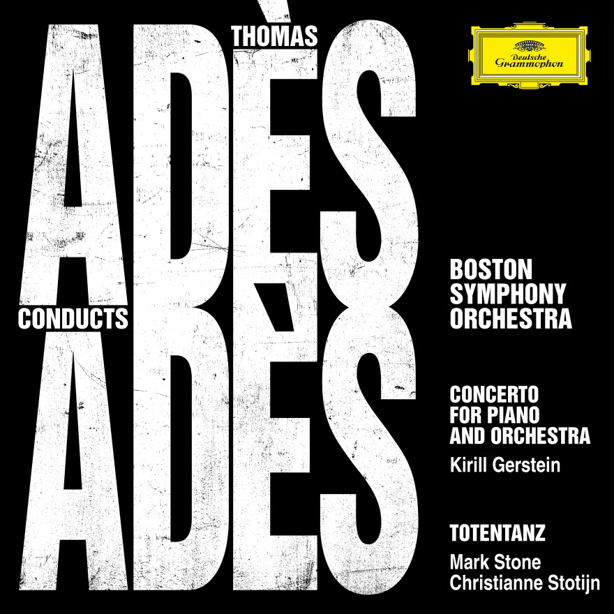 Boston Symphony Orchestra, Adès Conducts Adès