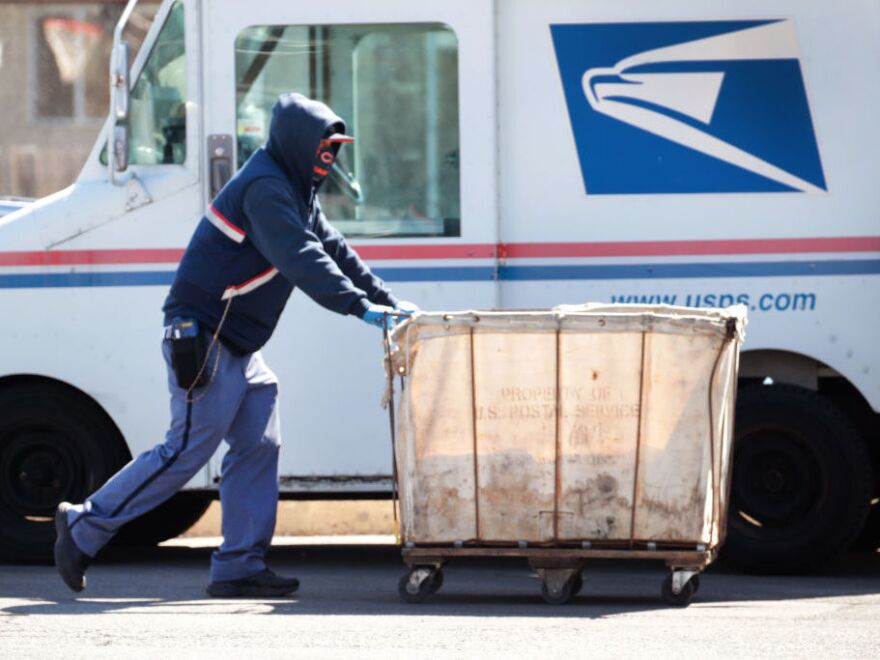 Postal service delays mean some patients don't get much needed medications on time.