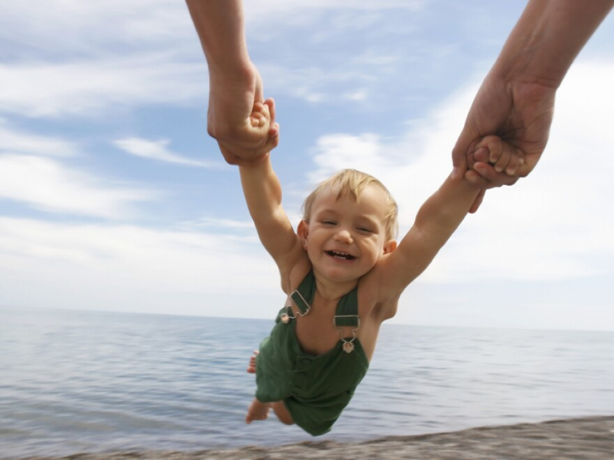 As a parent, how would you rate this moment on a scale of 1 to 5? In her new book <em>All Joy and No Fun</em>, Jennifer Senior says parenting research sometimes fails to quantify the joy of having a child.