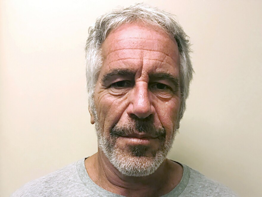"""Michael Baden, a pathologist hired by Jeffrey Epstein's brother, says that some of Epstein's injuries were more consistent with """"homicidal strangulation"""" than suicide. The disgraced financier, seen here in 2017, was found dead in his jail cell in August."""