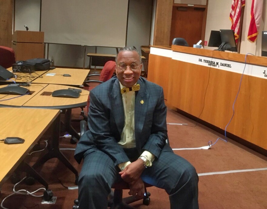 John Wiley Price is the longest serving Commissioner in Dallas County, and the only Black member.