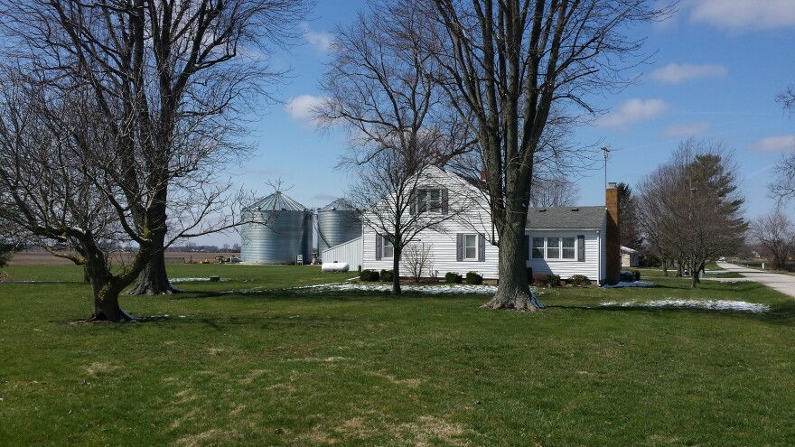 The Boeck family and many of their neighbors have come together to preserve their farmland through an easement