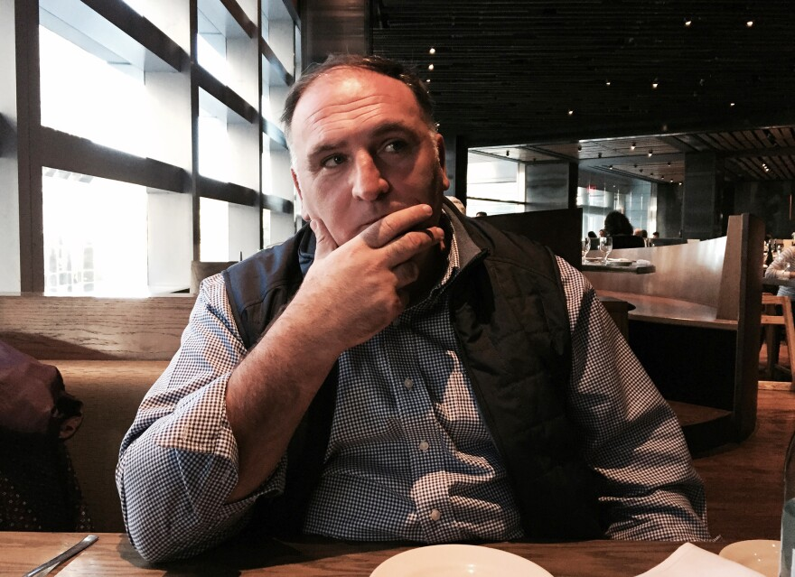 Chef José Andrés will shutter five of his restaurants on Thursday as part of a boycott in response to President Trump's immigration policies.