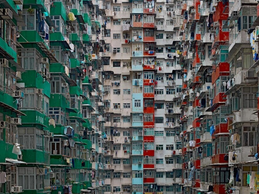 """""""Architecture of Density, a119"""" by Michael Wolf"""