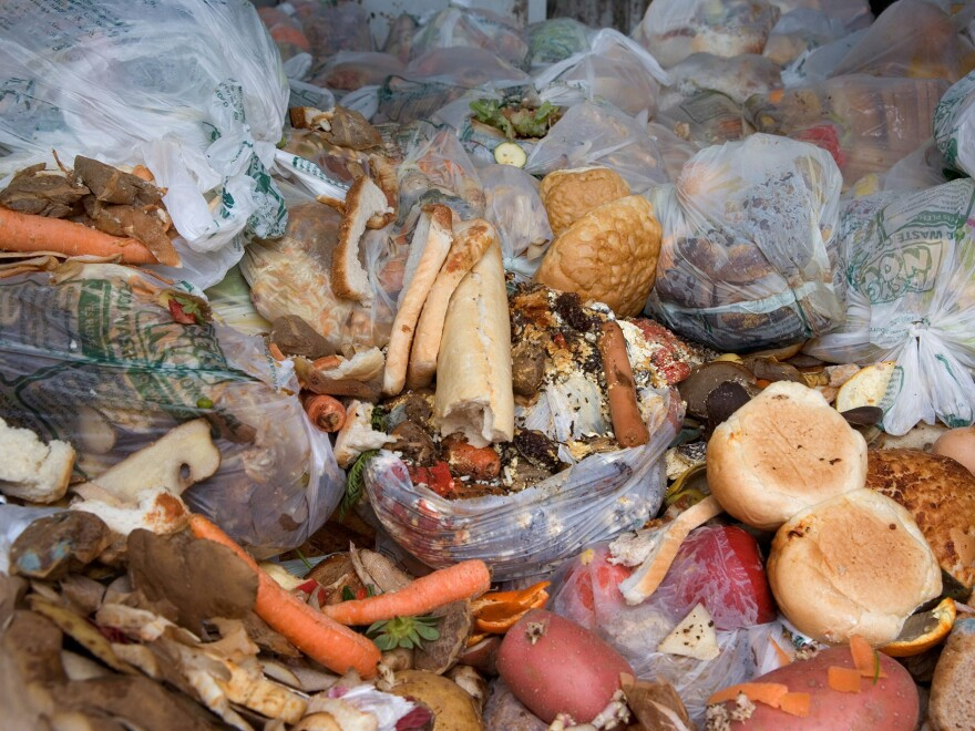 Americans waste an estimate 31 percent of the food they buy, according to the USDA.