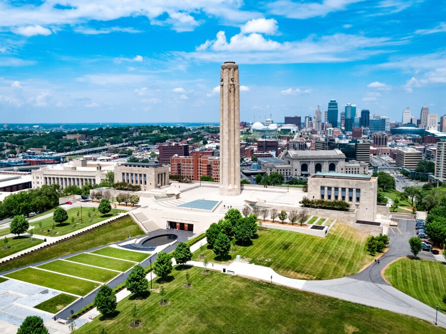 """The <a href=""""https://www.theworldwar.org/"""">National WWI Museum and Memorial</a> in Kansas City, Mo."""