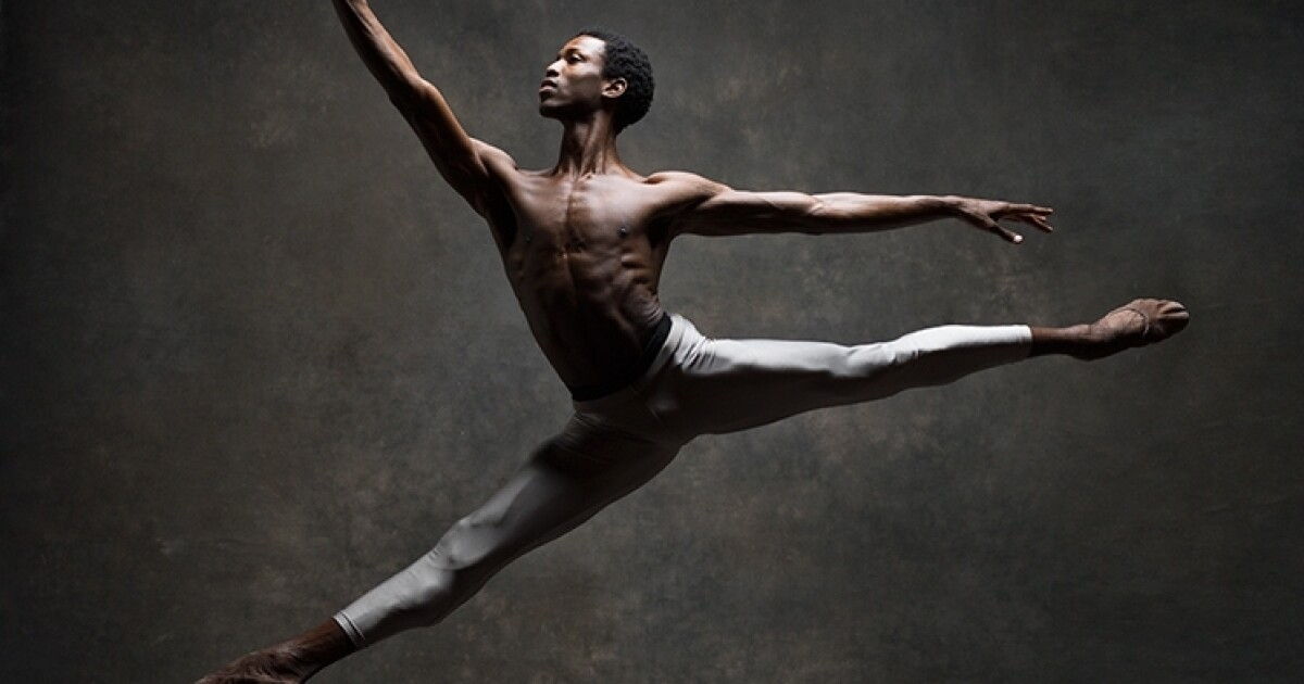 Nyc Ballet Dancer To Be Honored In His Hometown Of St Petersburg Wusf Public Media