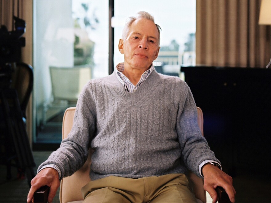 Robert Durst was the subject of the six-part HBO documentary series <em>The Jinx.</em>
