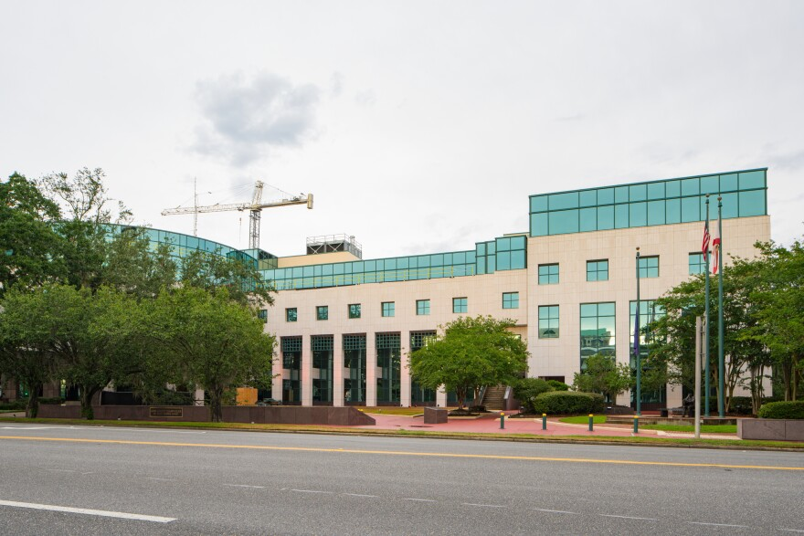 Photo of the Leon County Courthouse Tallahassee FL