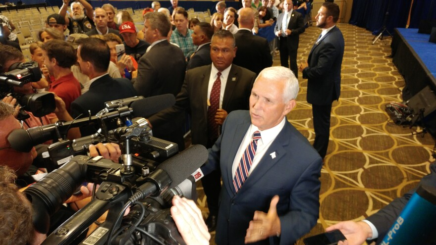 photo of Mike Pence