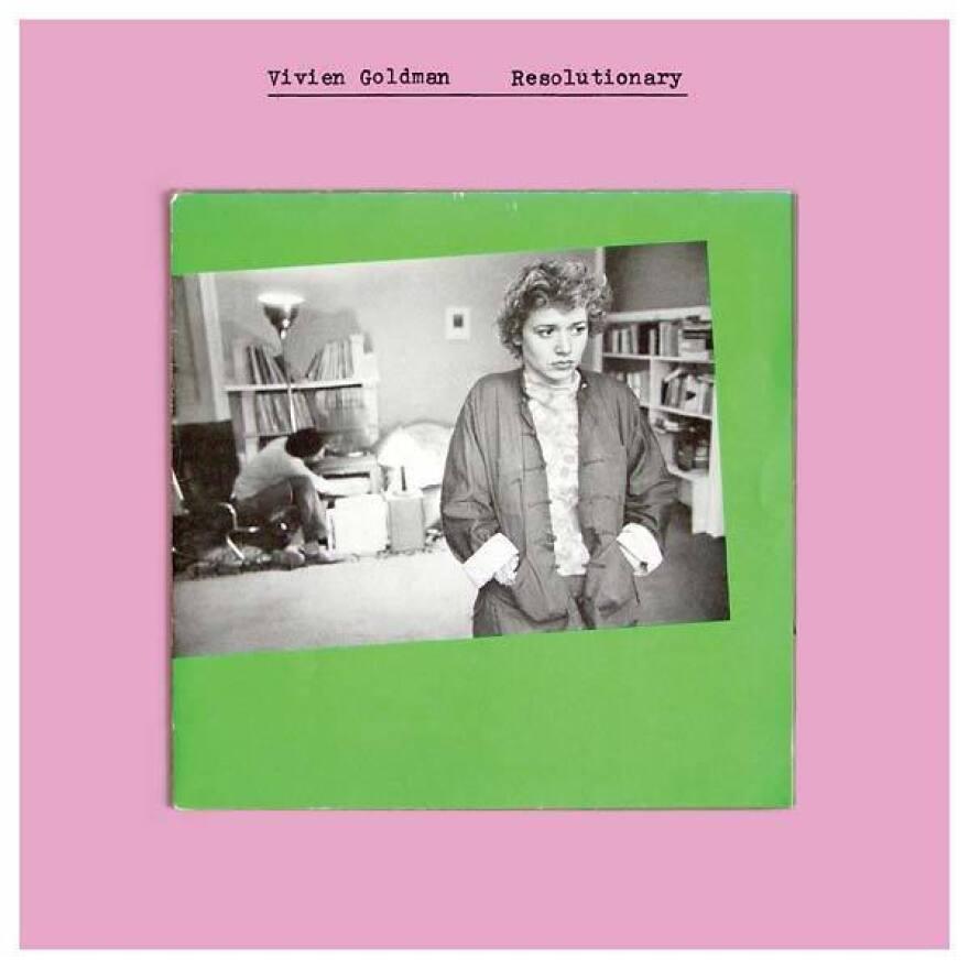 Vivien Goldman, <em>Resolutionary (Songs 1979 - 1982)</em> (Staubgold, 2016)