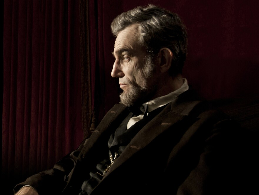 Daniel Day-Lewis stars as the 16th president in Steven Spielberg's highly anticipated <em>Lincoln</em>.