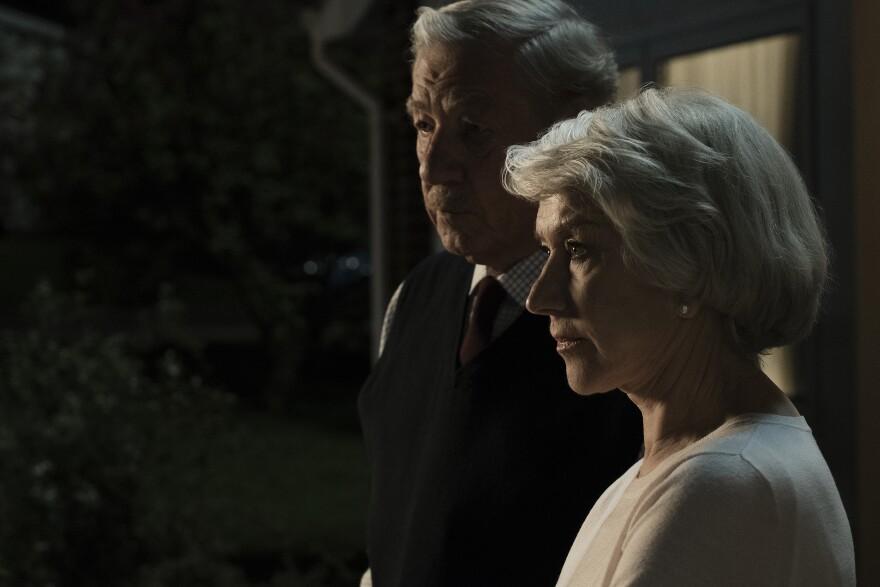 In Bill Condon's <em>The Good Liar</em>, Roy (Ian McKellan) targets widow (Helen Mirren) and her extensive fortune.