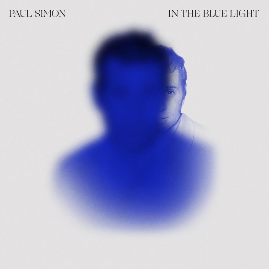 Paul Simon, In the Blue Light