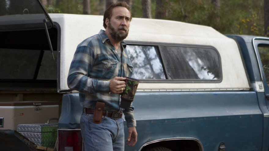 In <em>Joe, </em>a reclusive ex-con (Nicolas Cage) who runs a crooked lumber business is still one of the nicest people in town.