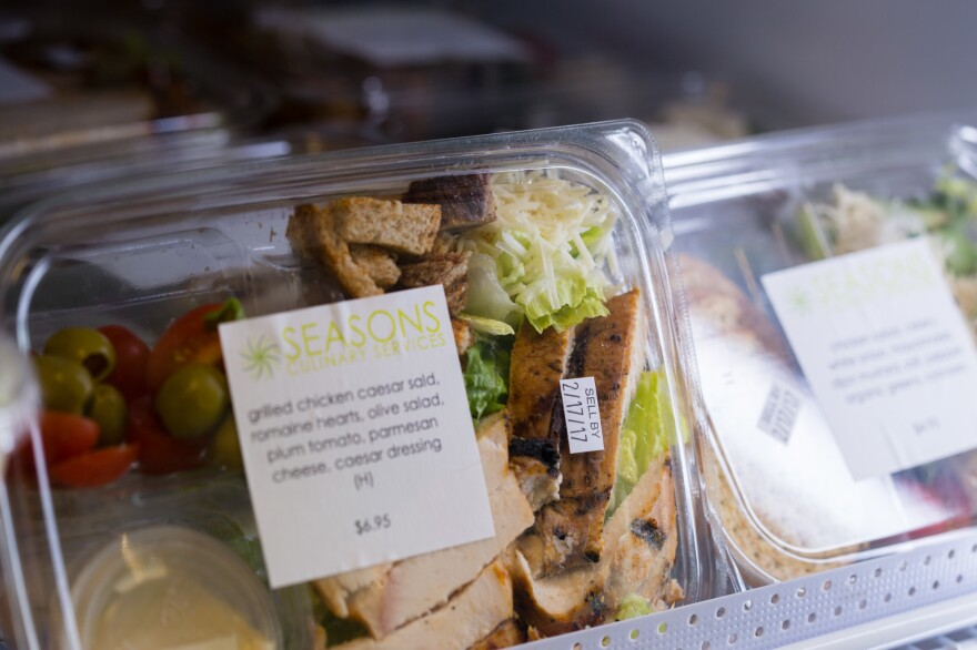 """""""Sell by"""" and """"expiration"""" labels on food products may contribute to food waste by misleading consumers to throwing away perfectly good food. Now, two food industry associations are encouraging food companies to do away with these labels."""