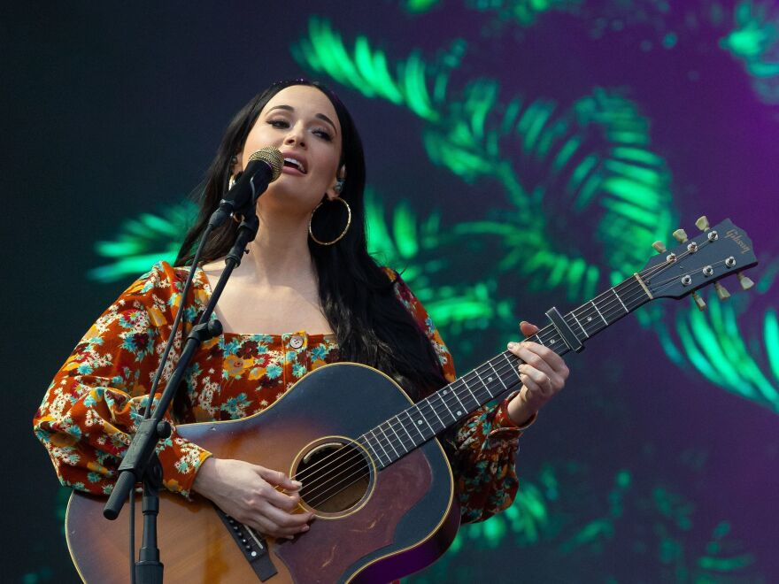 "Kacey Musgraves released ""Oh, What A World 2.0"" Wednesday morning, an Earth Day fundraiser for the World Wildlife Fund."