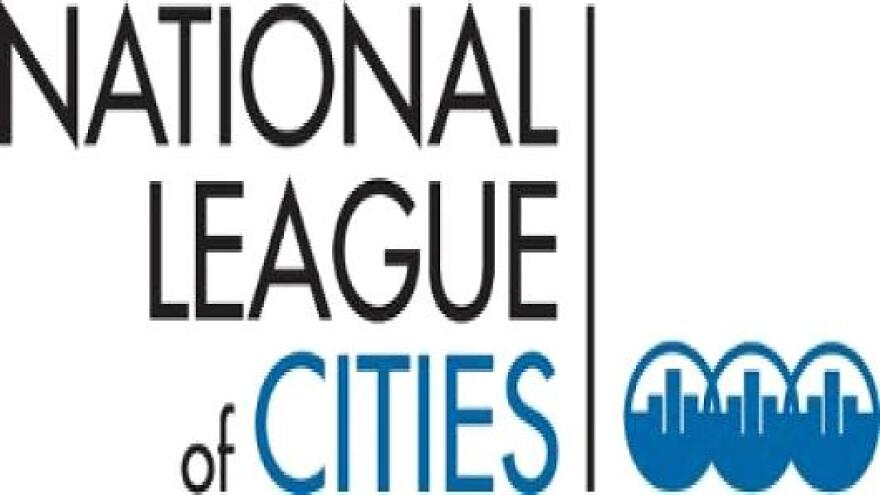 photo of National League of Cities logo