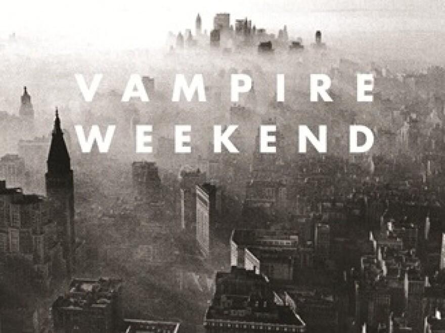 <em>Modern Vampires of the City</em> is Vampire Weekend's first album since 2010's <em>Contra.</em>