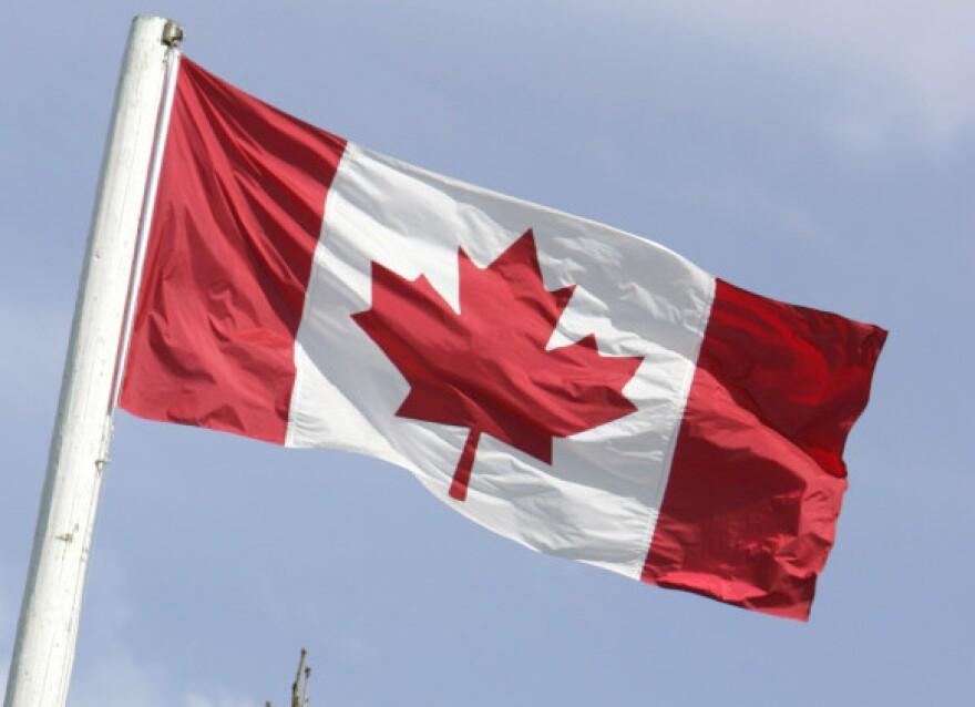 <p>Oh! Canada!</p>