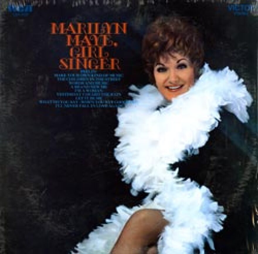 Marilyn Maye is one of the featured performances of the St. Louis Cabaret Festival.