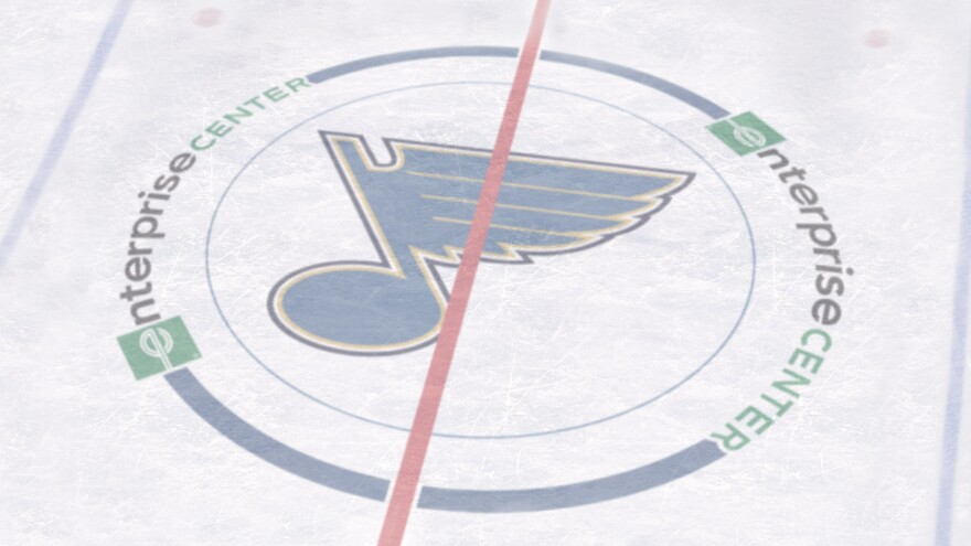 The St. Louis Blues will be back at the Enterprise Center next week after starting the season on the road.
