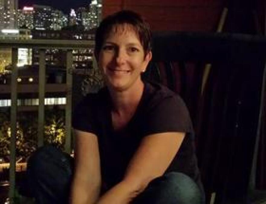 Round Rock mom, Leslie Polvado