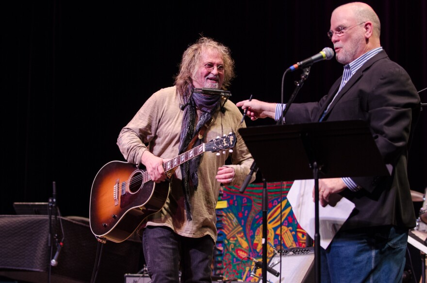 Ray Wylie Hubbard on Mountain Stage